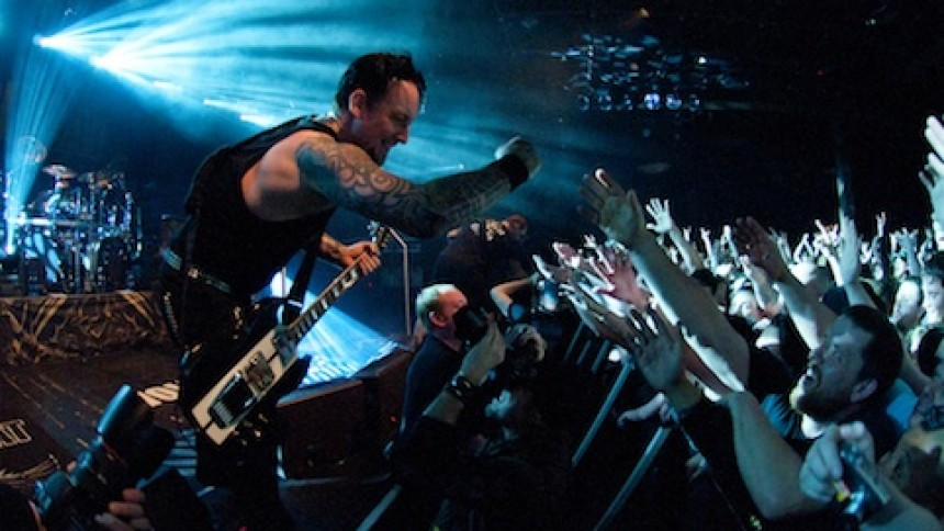 Volbeat udsender live-dvd