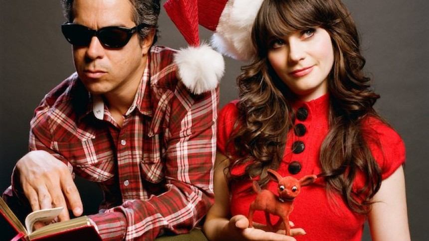 She & Him udgiver julealbum