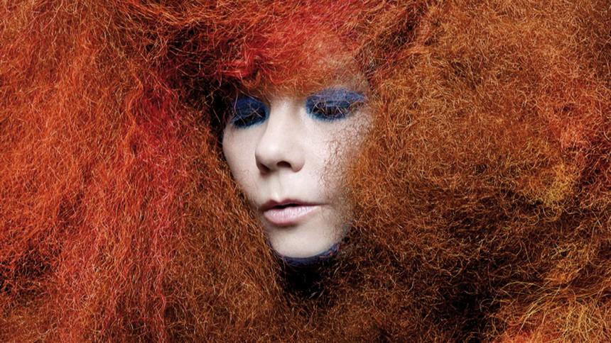 Björk: Maratoninterview med GAFFA del 1 af 3