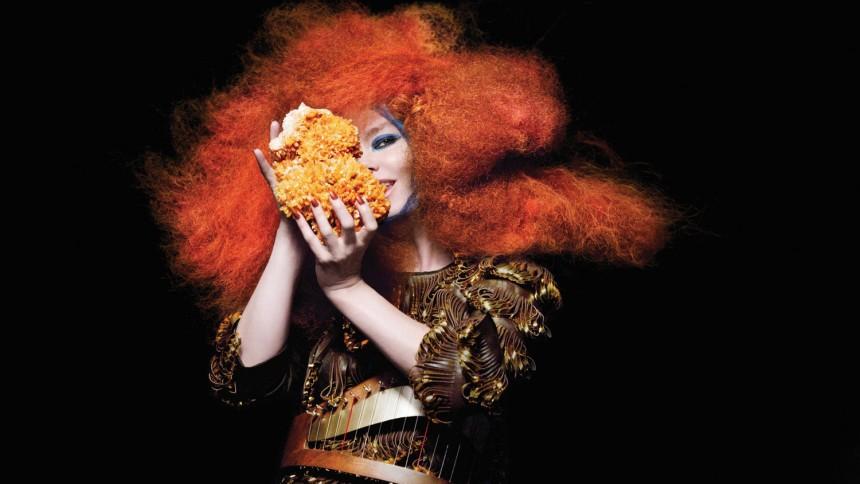 Björk er ugens højeste hitlistenyhed