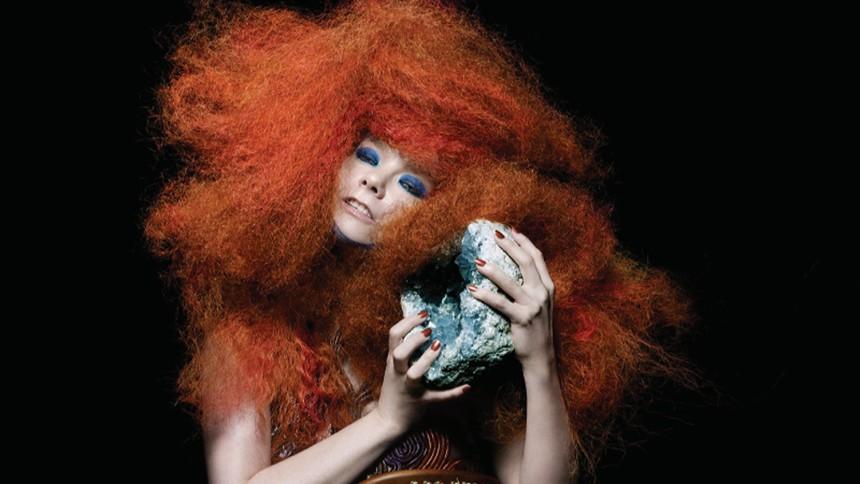 Björk: Maratoninterview med GAFFA del 2 af 3