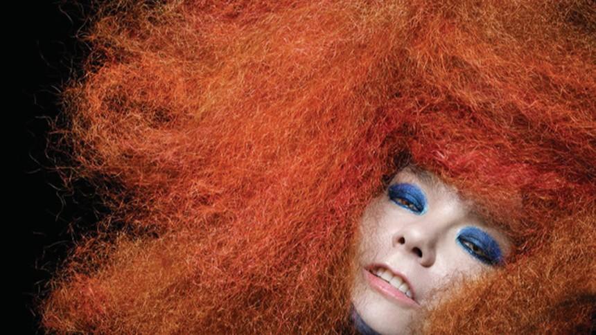 Björk: Albumformatet er ikke truet