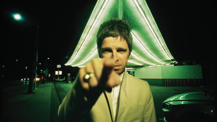 Noel Gallagher ligger nummer 1 i England