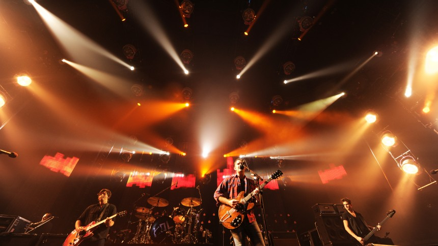 Kings Of Leon: Rogers Arena, Vancouver, Canada