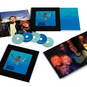 Nirvana: Nevermind (20th Anniversary Edition) Super Deluxe Editon