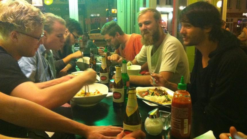 Mescalin, baby og Battle Bossanova i Tyskland – tourdagbog del 3