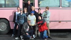 Performers House på tour 051011
