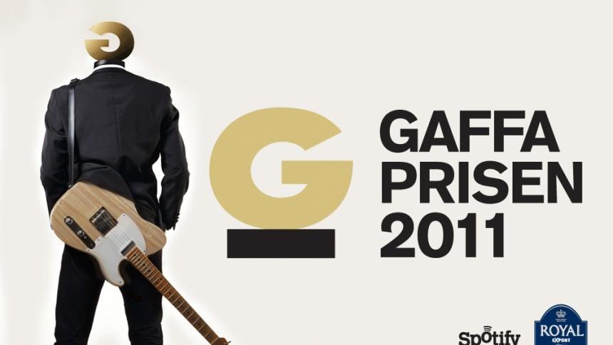Stem på GAFFA Prisen 2011 – du kan nå det endnu