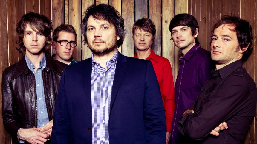 Wilco spiller i Falconer Salen