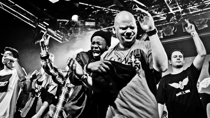 DJ Static med gæster: Aarhus Took It, VoxHall, Aarhus