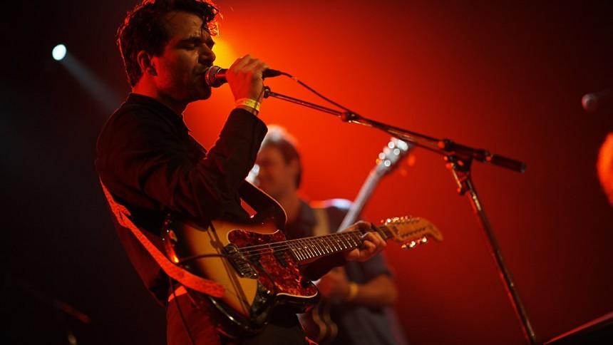 Choir Of Young Believers på tour med Depeche Mode