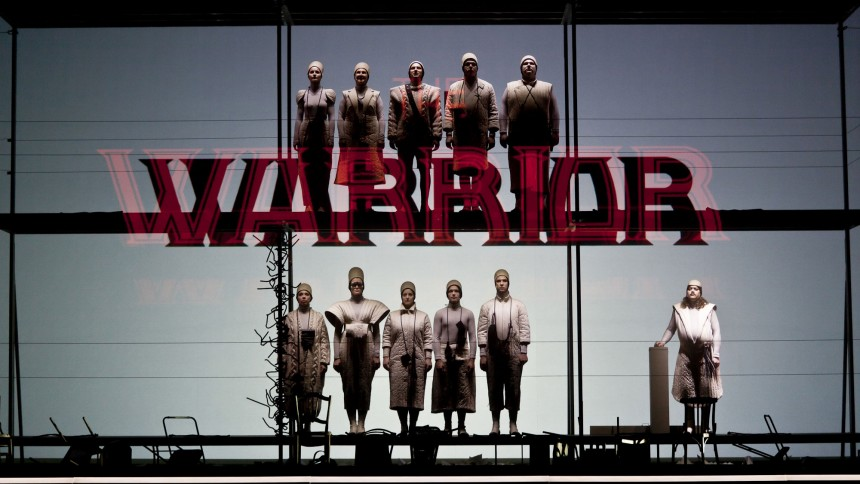 Hotel Pro Forma: War Sum Up, Odense Teater