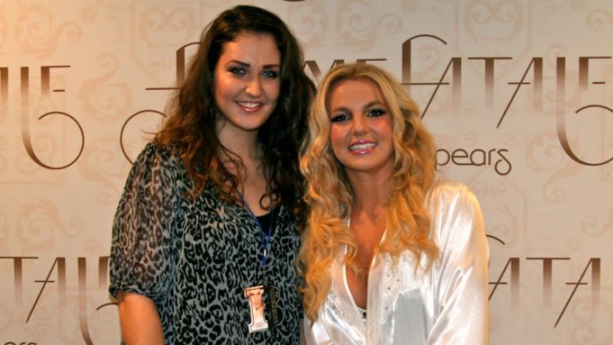 Britney Spears i Herning –oplevet af en skuffet superfan