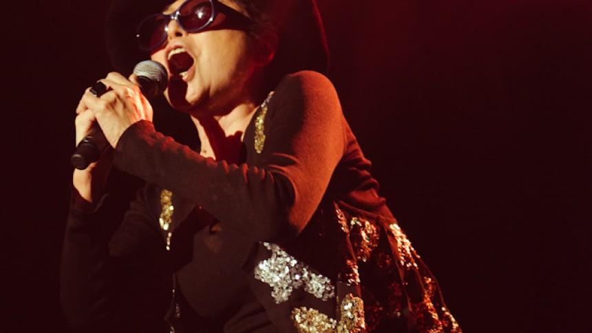 Yoko Ono: Iceland Airwaves, Reykjavik