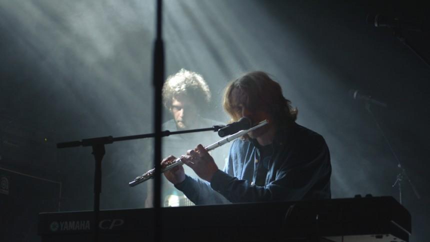 Dungen og The Twilight Sad: Iceland Airwaves, Reykjavik