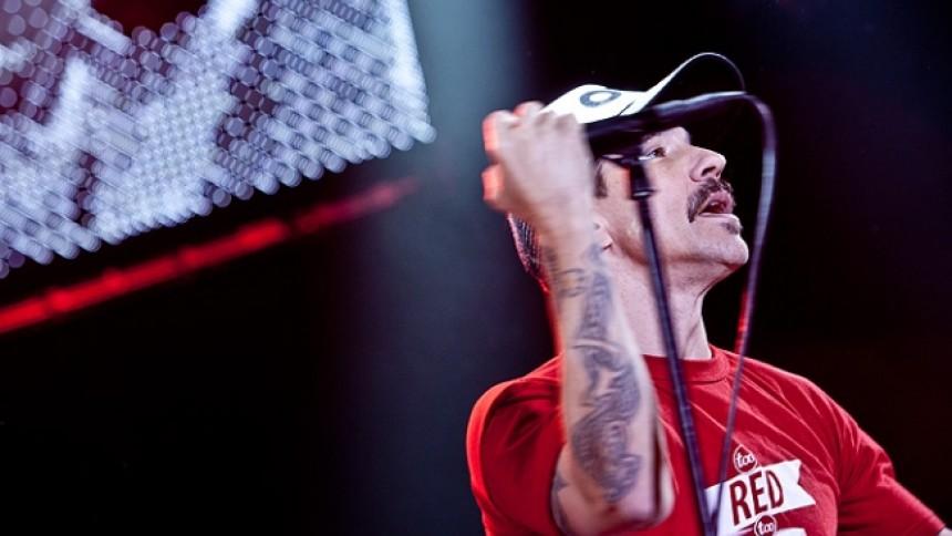 Red Hot Chili Peppers-sanger akut indlagt på hospitalet