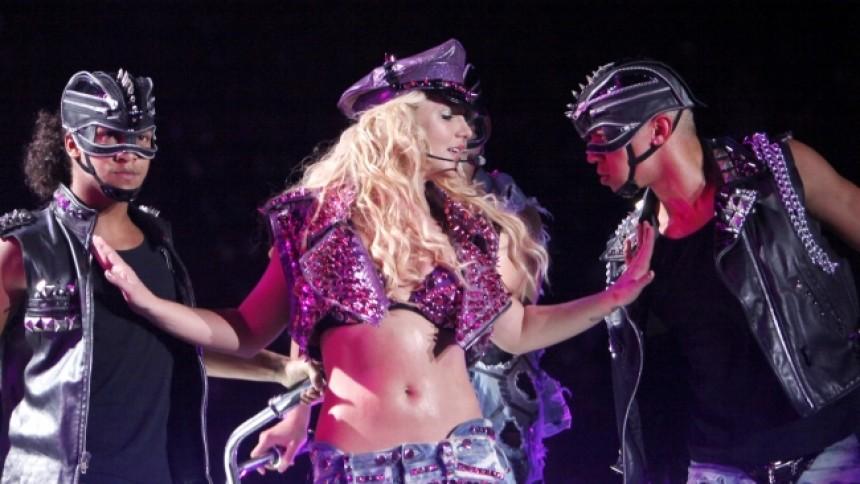 Britney Spears til Danmark