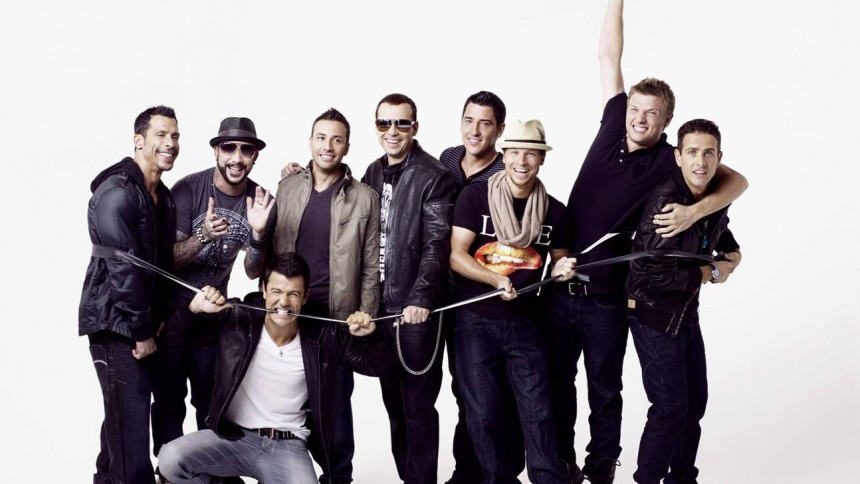 New Kids On The Block udgiver nyt album