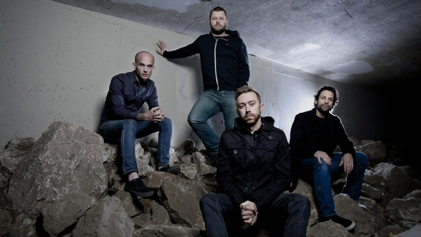 Rise Against gæster VoxHall