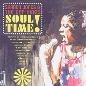 Sharon Jones And The Dap-Kings: Soul Time!