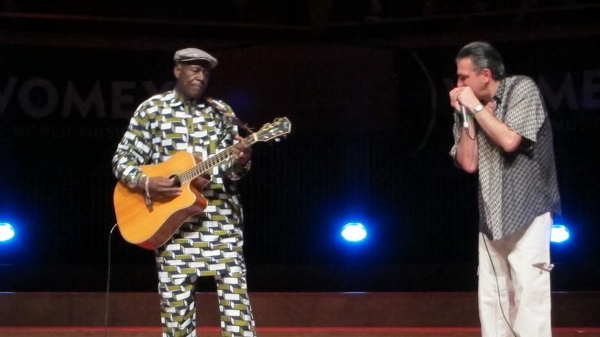 Boubakar Traore : WOMEX, DR Byen, Koncertsalen