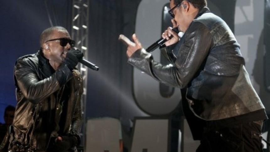Kanye West og Jay-Z: Watch The Throne Tour, Philips Arena, Atlanta