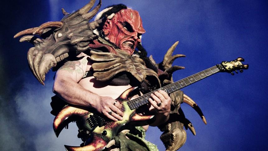 Gwar-guitarist fundet død