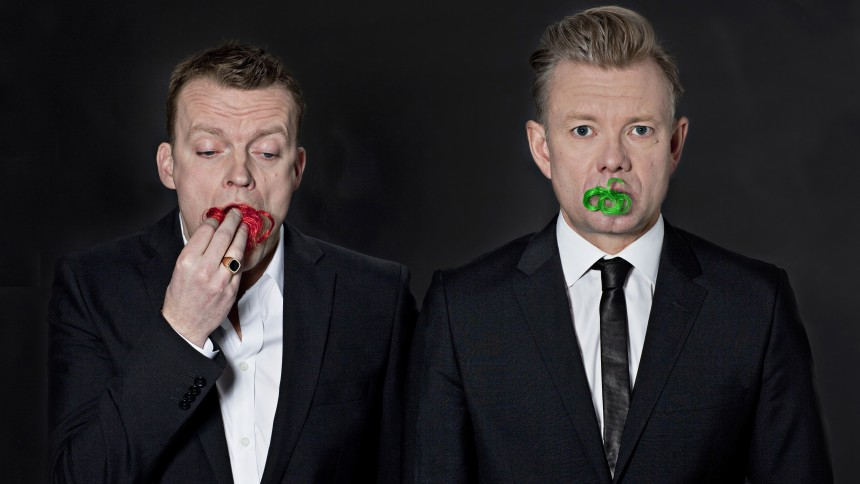 Finale – Casper Christensen og Frank Hvam