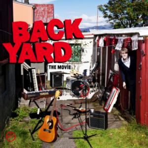 Diverse kunstnere: Backyard -  The Movie