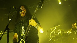 Machine Head Amager Bio 081111