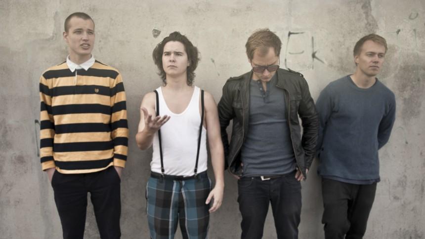 Lukas Graham: Ghetto-pop, gutterne og Gammel Strand