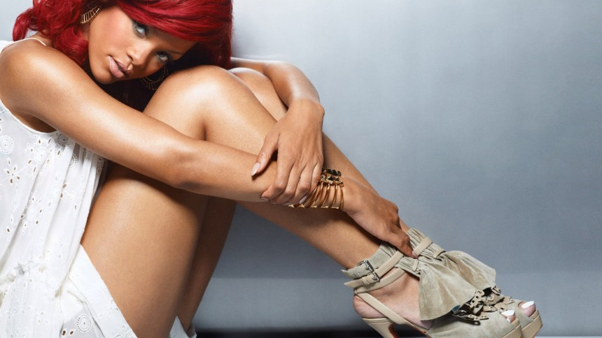 Rihanna sampler Metallica