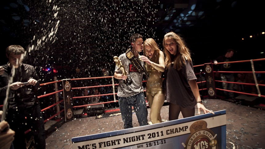 MC's Fight Night-finalist fængslet