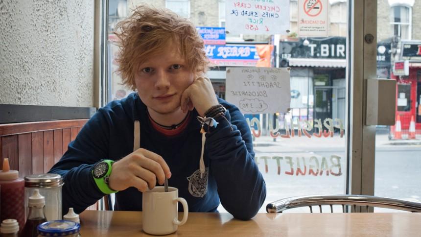 Storsælgende Ed Sheeran gæster Danmark