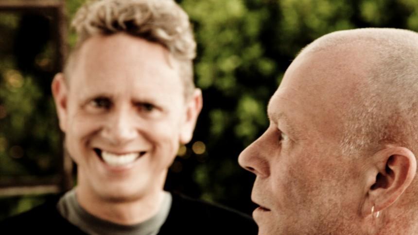 Vince Clark og Martin L. Gore annoncerer nyt samarbejde