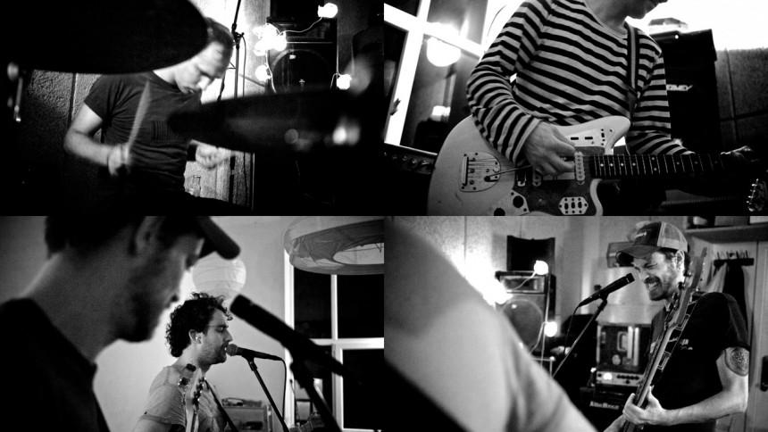 Indie-allstar-gruppen Ring Them Bells spiller på Loppen