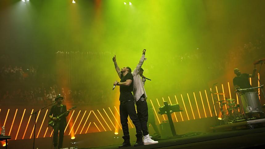 Nik & Jay: DR Koncertsalen