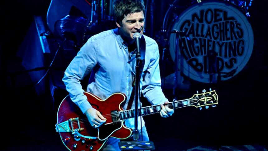 Noel Gallagher's High Flying Birds: Koncerthuset, København