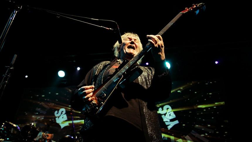 Yes-bassist død af leukæmi