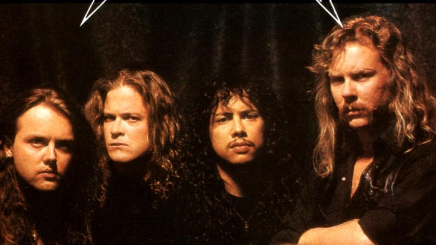 Metallica-medlemmer genforenet [Opdateret]