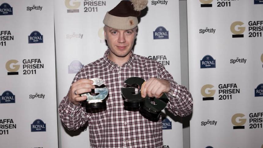 Vinderne af GAFFA-Prisen 2011