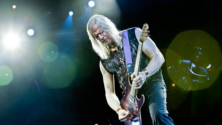 Deep Purple udgiver nyt album efter otte år