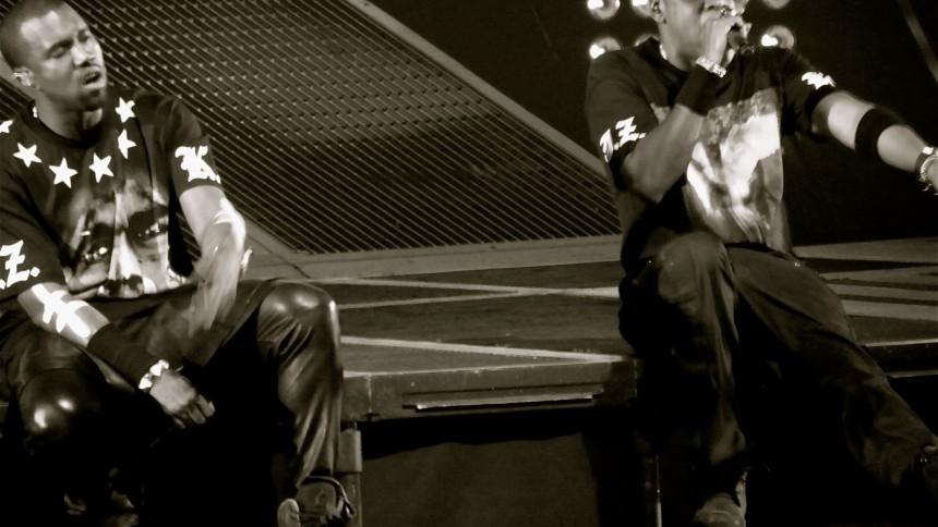 Jay-Z og Kanye West: Rogers Arena, Vancouver, Canada