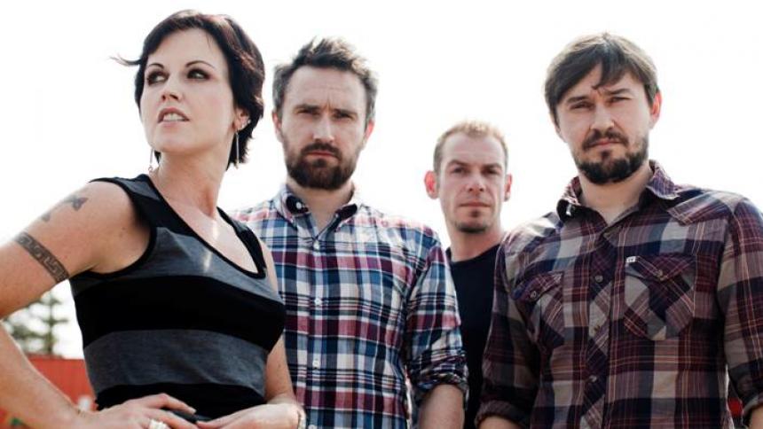The Cranberries annoncerer sidste album med Dolores O'Riordan