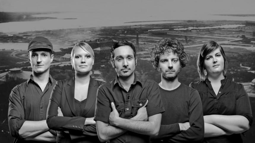 SPEkTR fejrer nyt album