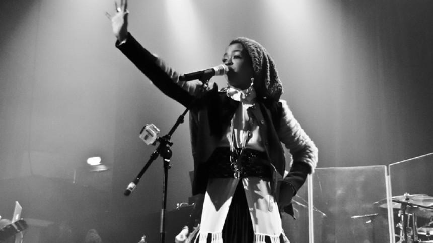 Lauryn Hills release-party: Bliver løsladt og udgiver single