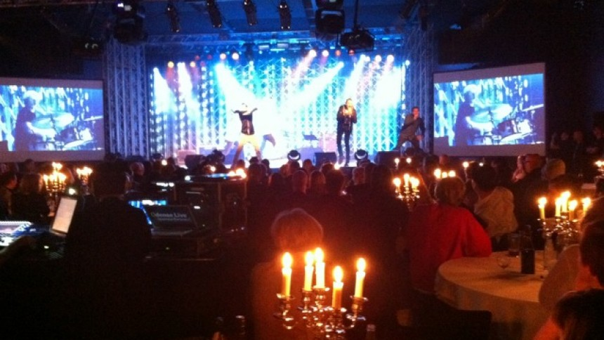 Odense Live Prisen 2012 - ny tradition på tredje år