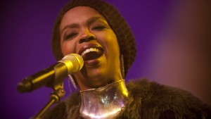 Lauryn Hill, Falconer Salen, 30012012
