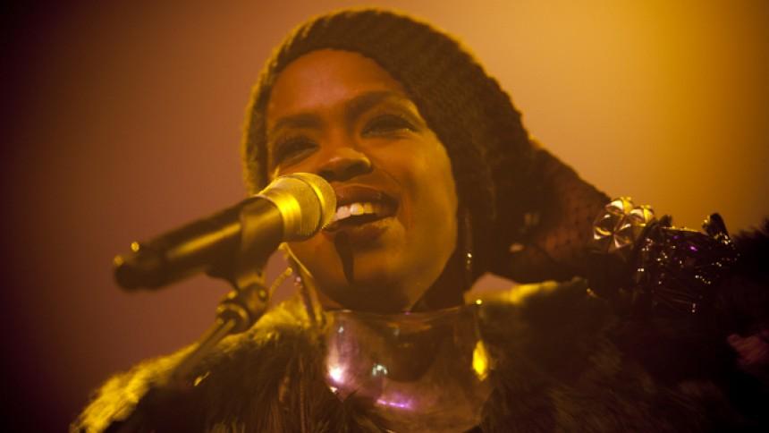 Lauryn Hill: Falkoner Salen, København