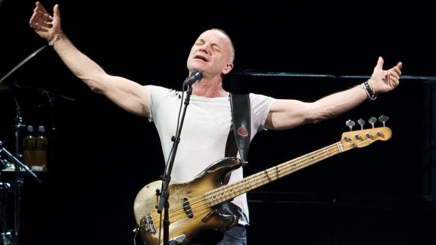 Sting udgiver nyt album